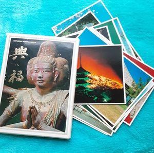 Vintage postcards from Japan